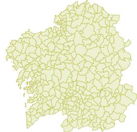 Rayos en Galicia