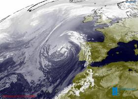 imágenes de satélite